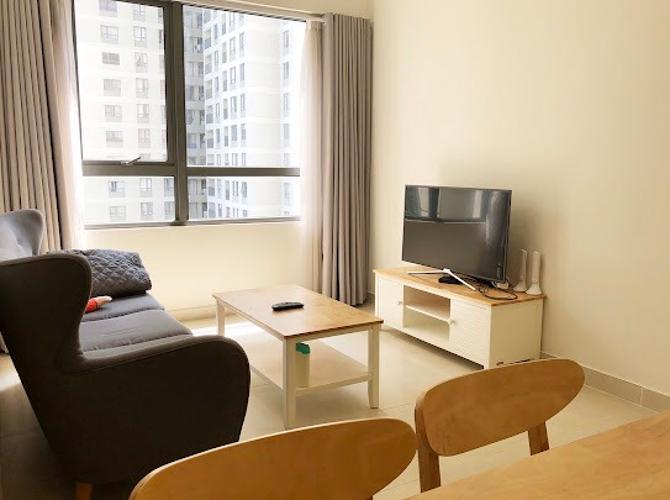 Căn hộ Masteri Thảo Điền tầng A12 diện tích 45m2, đầy đủ nội thất.