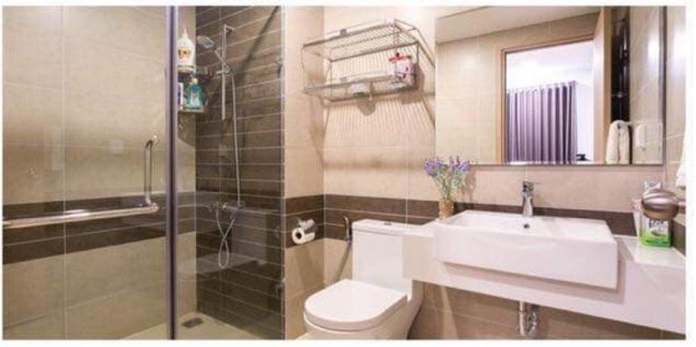 Phòng tắm River Gate, Quận 4 Căn hộ Rivergate Residence tầng cao, view thành phố tuyệt đẹp.