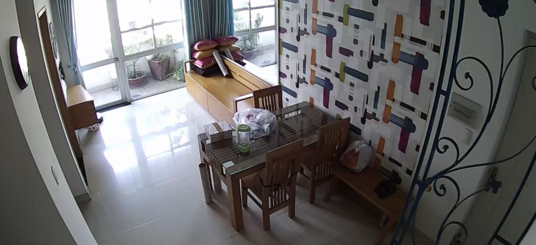 Căn hộ Saigonland Apartment tầng 3, view sông thoáng mát.