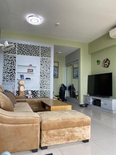 Căn hộ chung cư Galaxy 9 tầng 10 view thành phố, đầy đủ nội thất.