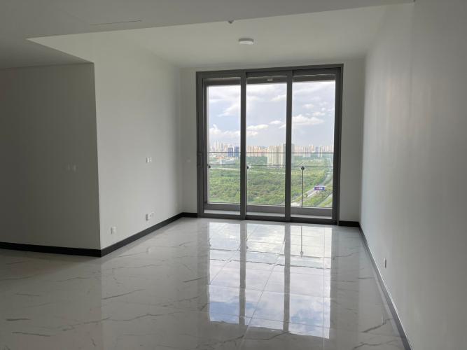 Căn hộ Empire City tầng 26 diện tích 92.2m2, nội thất cơ bản.