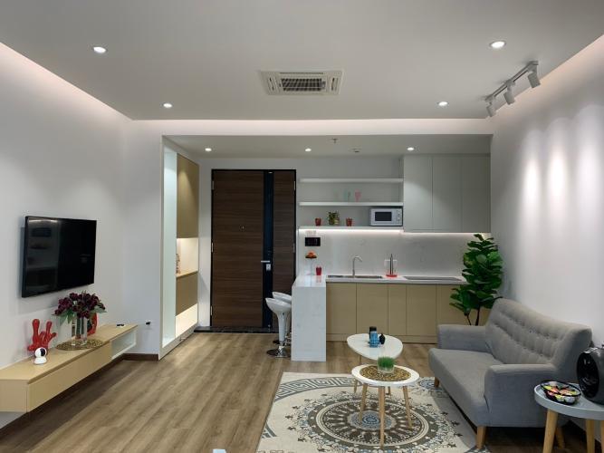 Căn hộ tầng 10 Phú Mỹ Hưng Midtown đầy đủ nội thất