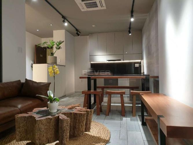 Căn hộ tầng cao Sunrise CityView thiết kế kĩ lưỡng, đầy đủ nội thất.