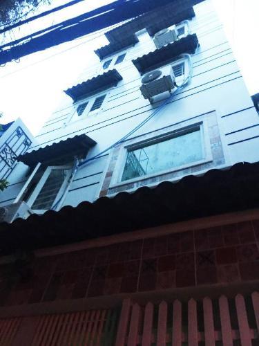 Chính diện nhà phố Bình Thạnh Bán nhà hẻm Nguyễn Cửu Vân, kèm nội thất đầy đủ, sổ hồng chính chủ.
