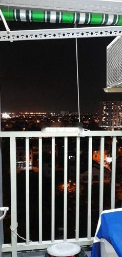 View căn hộ Sky 9, Quận 9 Căn hộ Sky 9 tầng trung hướng Tây Bắc view thoáng mát, đầy đủ nội thất.