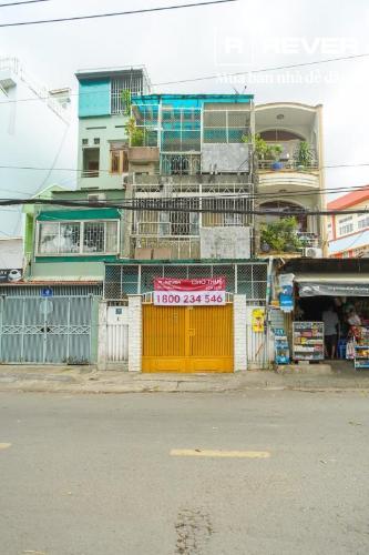 Cho thuê nhà nguyên căn MT Tôn Thất Thuyết, Quận 4, 1 trệt 3 lầu, cách cầu Tân Thuận 500m