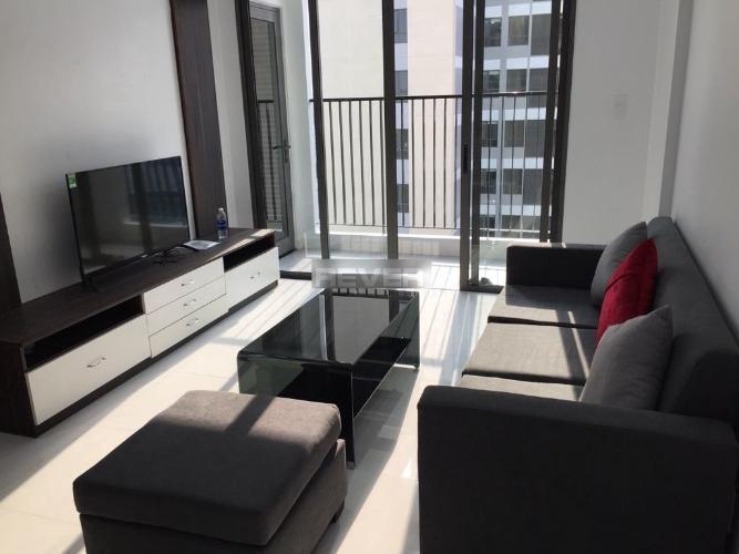 Căn hộ Jamona Heights tầng 12, đầy đủ nội thất hiện đại.