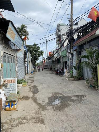 Đường mặt bằng kinh doanh huyện Bình Chánh Mặt bằng kinh doanh huyện Bình Chánh diện tích 216m2 hướng Tây Bắc.