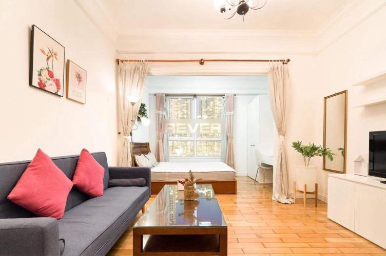 Căn hộ cao cấp The Manor view tràn ngập ánh sáng, đầy đủ nội thất.