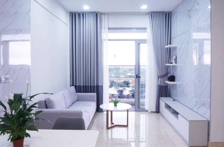 Cho thuê căn hộ Lux Garden 2PN, diện tích 68m2, đầy đủ nội thất, view sông Sài Gòn