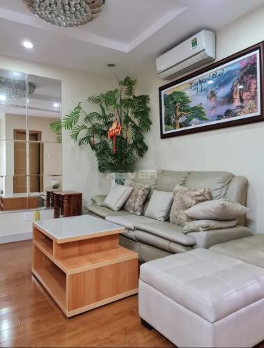 Căn hộ Him Lam Riverside tầng 4 view thoáng mát, đầy đủ nội thất.