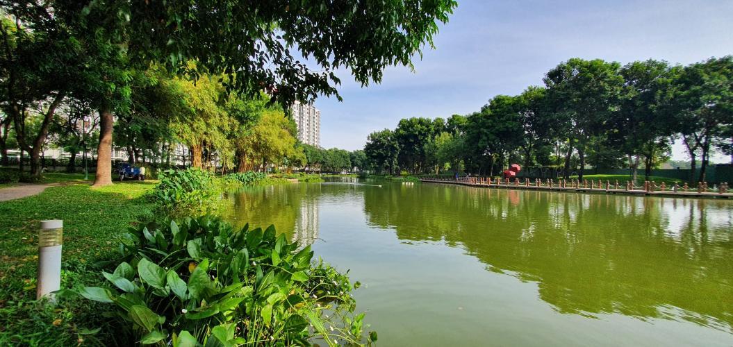 Tiện ích Celadon City, Tân Phú Căn hộ Celadon City tầng thấp, hướng Đông Nam, view thành phố.