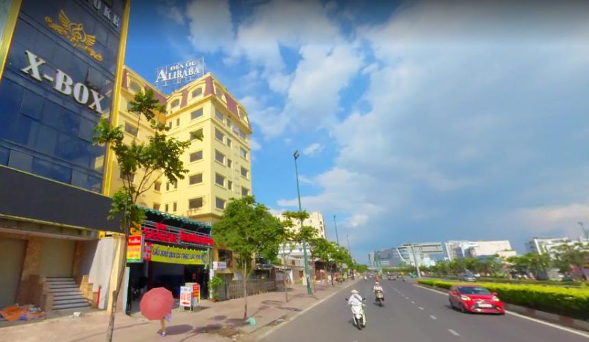 Đường nhà phố Thủ Đức Nhà phố mặt tiền diện tích 630m2 hướng Nam, thích hợp kinh doanh.