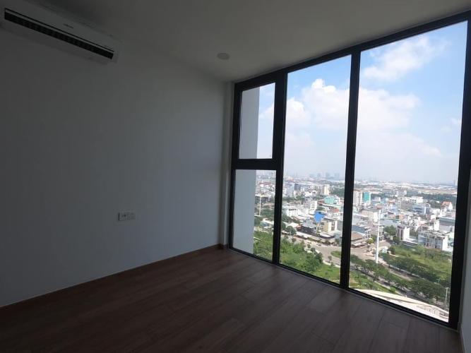 Phòng khách Eco Green Saigon Căn hộ tầng trung Eco Green Saigon view thoáng mát.