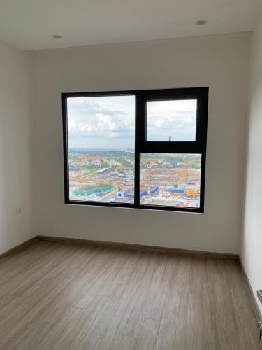 phòng ngủ và view ngoài căn hộ Vinhomes Grand Park Bán căn hộ 46m2 hướng Đông Vinhomes Grand Park
