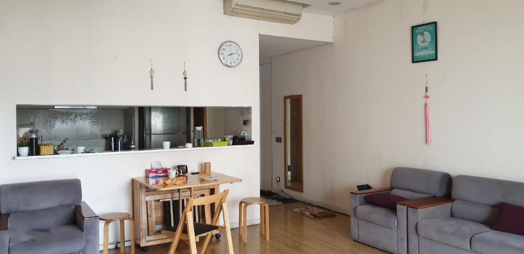 Căn hộ 2 phòng ngủ The Estella Residence tầng 11, đầy đủ nội thất.
