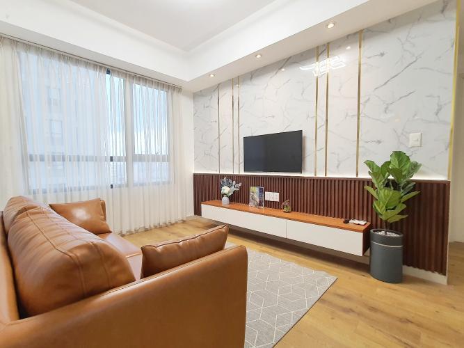 Căn hộ Masteri Thảo Điền tầng 17 đầy đủ nội thất