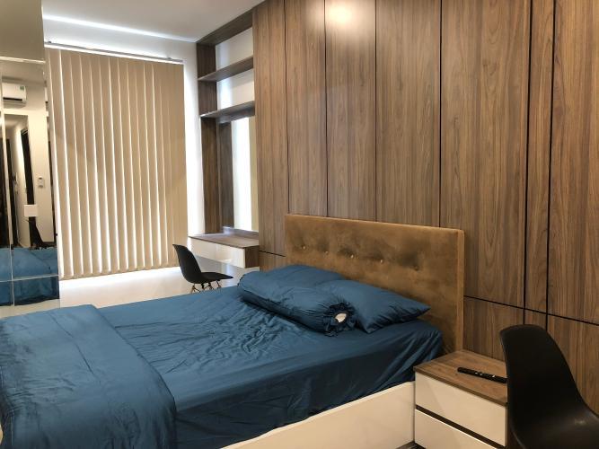 Căn Officetel tầng 5 The Tresor diện tích 30m2, đầy đủ nội thất.