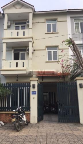 Nhà phố Thạnh Mỹ Lợi quận 2 Nhà nguyên căn 1 trệt 2 lầu 140m2 đường Lâm Quang Ky quận 2