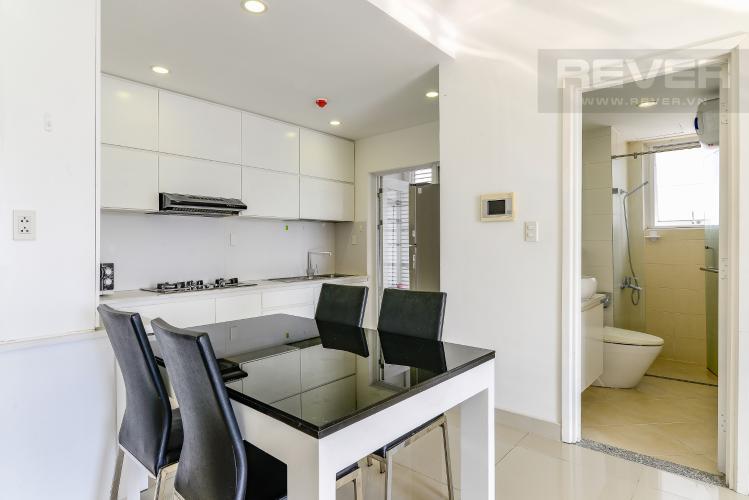 Phòng Ăn Căn hộ Riverside Residence 2 phòng ngủ tầng trung tháp D view sông