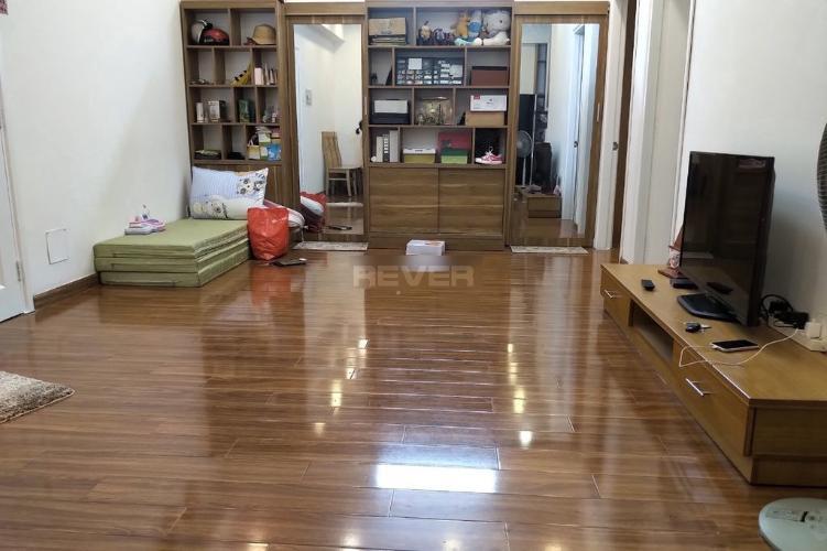 Căn hộ chung cư 26 Nguyễn Thượng Hiền đầy đủ nội thất tiện nghi.