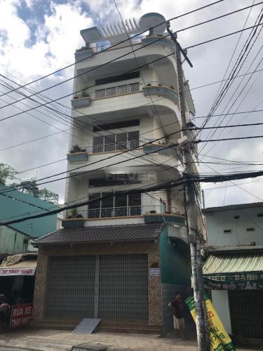 Văn phòng Q.Tân Phú mặt tiền đường Thạch Lam diện tích 84m2.