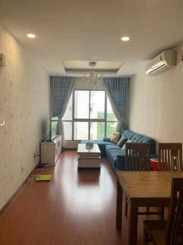 Phòng khách Celadon City, Tân Phú Căn hộ Celadon City tầng thấp, đầy đủ nội thất.