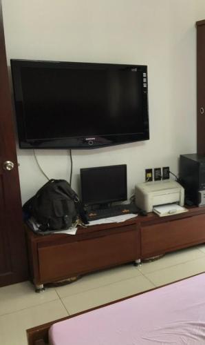 Phòng ngủ nhà phố Quận Tân Bình Nhà phố Q.Tân Bình diện tích 55.3m2, bàn giao kèm nội thất cơ bản.