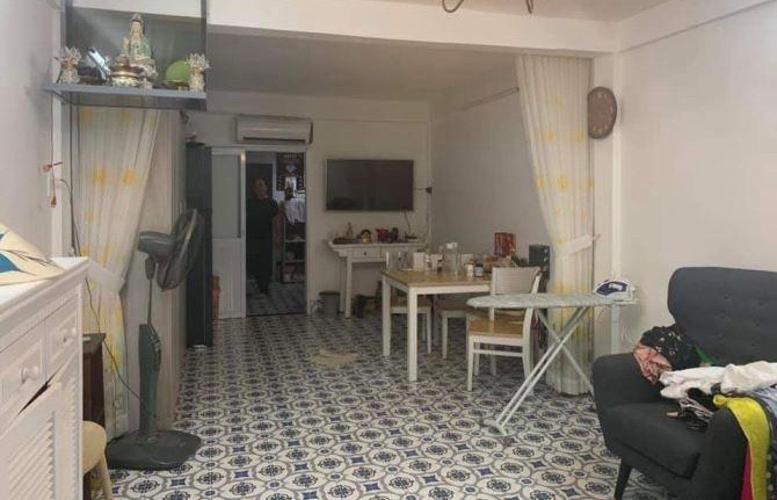 Bán chung cư đường Nguyễn Đình Chiểu, 1 phòng ngủ, diện tích 40m2, nội thất cơ bản