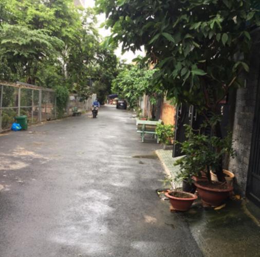 Hẻm nhà phố Lê Đức Thọ, Gò Vấp Nhà phố hướng Đông Nam, mặt tiền đường nhựa xe hơi vào tận nhà.