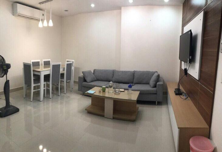 Căn hộ tầng 19 Him Lam Riverside hướng Tây Bắc, đầy đủ nội thất.