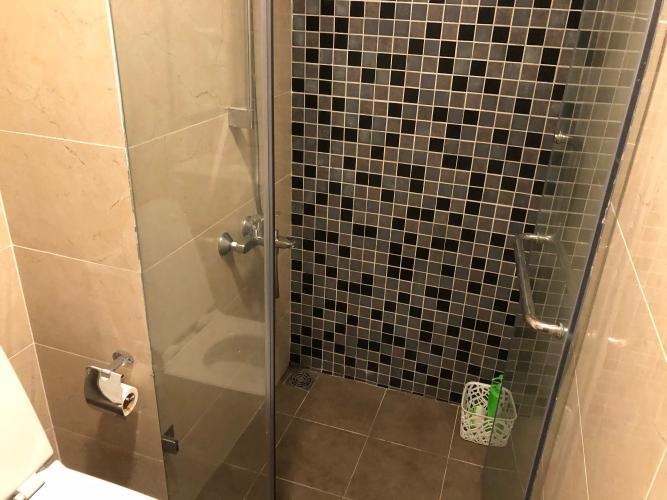Toilet The Tresor Quận 4 Căn hộ The Tresor đầy đủ nội thất, hướng Tây Nam.