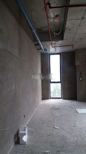 Officetel D-Vela tầng 5 cửa hướng Tây Bắc, bàn giao thô không nội thất.