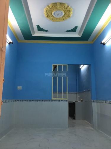 Phòng khách nhà phố Quận Gò Vấp Nhà 1 trệt 1 lầu Q.Gò Vấp hướng Đông, sổ hồng riêng và nội thất cơ bản.