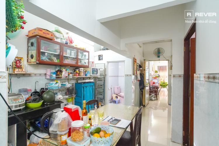 Phòng bếp nhà phố QUẬN 4 Bán nhà phố hẻm Tôn Đản, Quận 4, đầy đủ nội thất, hướng Đông Bắc