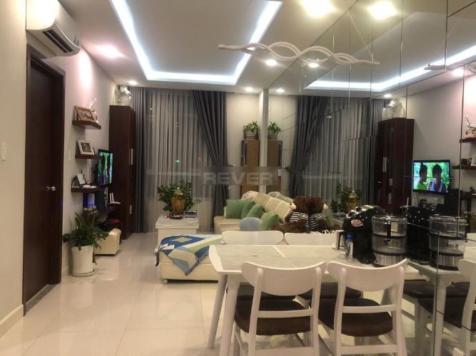 Căn hộ 8X Rainbow Ngọc Đông Dương đầy đủ nội thất, view mát mẻ.