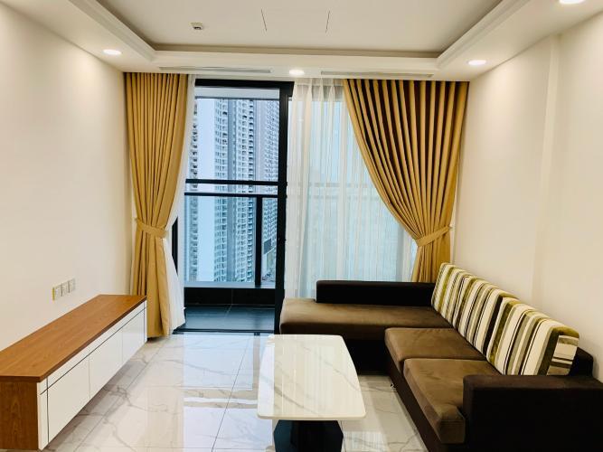 Căn hộ tầng 19 Sunshine City Sài Gòn đầy đủ nội thất hiện đại