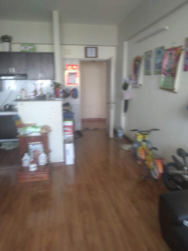 Căn hộ Chung cư Lê Thành tầng 2 view thoáng mát, nội thất cơ bản.