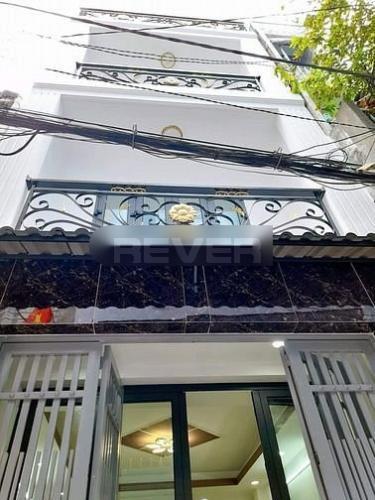 Nhà phố mặt tiền đường Lưu Hữu Phước diện tích 61m2, không có nội thất.