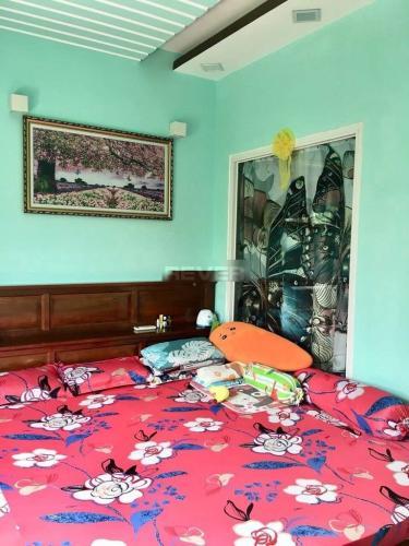 Phòng ngủ nhà phố Quận Bình Tân Nhà phố Q.Bình Tân hướng Đông Bắc diện tích 79m2, sổ hồng riêng.