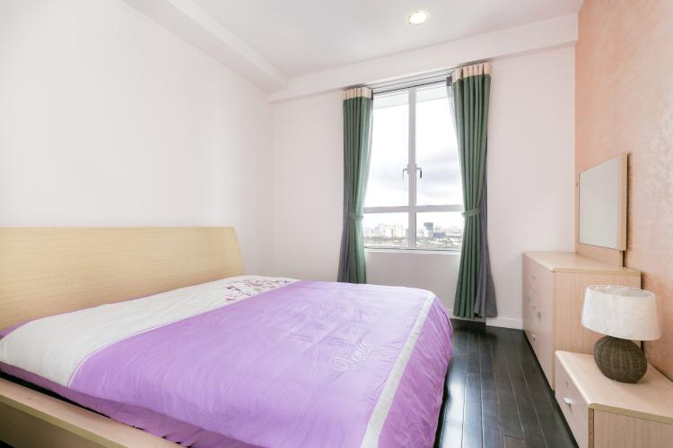 Phòng ngủ Sunrise City, Quận 7 Căn hộ tầng cao Sunrise City đầy đủ nội thất, view thành phố.