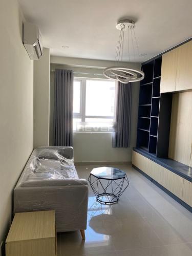 Không gian căn hộ Topaz Elite, Quận 8 Căn hộ Topaz Elite tầng 12 view đón gió mát, đầy đủ nội thất.