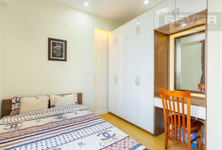 Phòng ngủ 2 Căn hộ tầng cao T3B Masteri Thảo Điền