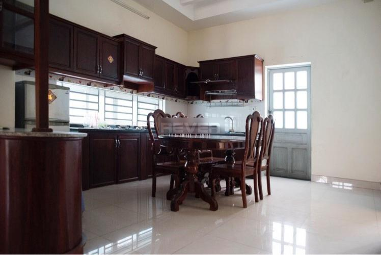 Nhà bếp Biệt thự Võ Chí Công, quận 9 Biệt thự 1 trệt 2 lầu Võ Chí Công, quận 9, thiết kế hiện đại