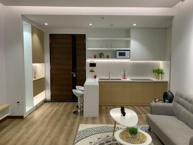 Căn hộ Phú Mỹ Hưng Midtown nội thất đầy đủ, 2 phòng ngủ.