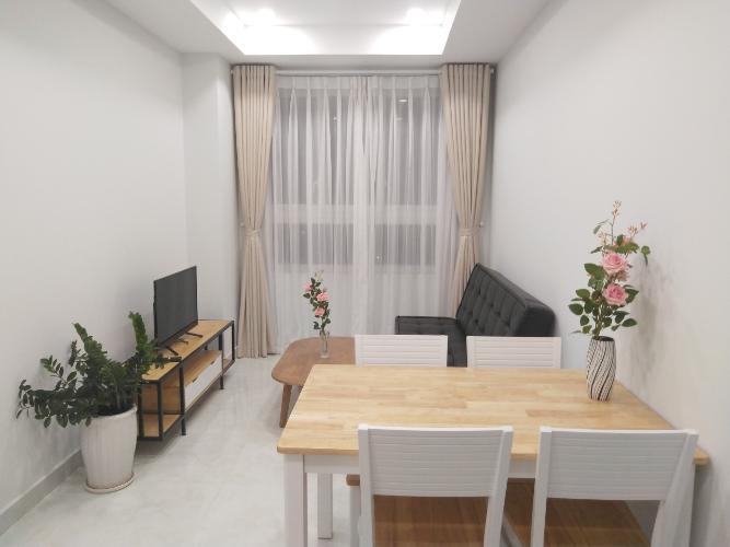 Phòng khách Felisa Riverside, Quận 8 Căn hộ Felisa Riverside view thoáng gió, nội thất đầy đủ.