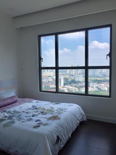 phòng ngủ Căn hộ The Sun Avenue  Căn hộ 3 phòng ngủ 90m2 The Sun Avenue - Block 01