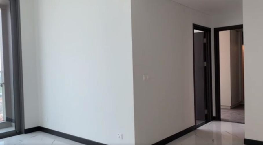 Phòng khách Empire City, Quận 2 Căn hộ Empire City hướng Đông Nam, nội thất cơ bản.