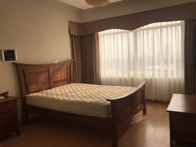 Phòng ngủ Saigon Pearl Quận Bình Thạnh Căn hộ Saigon Pearl tầng trung, hướng Tây Nam.