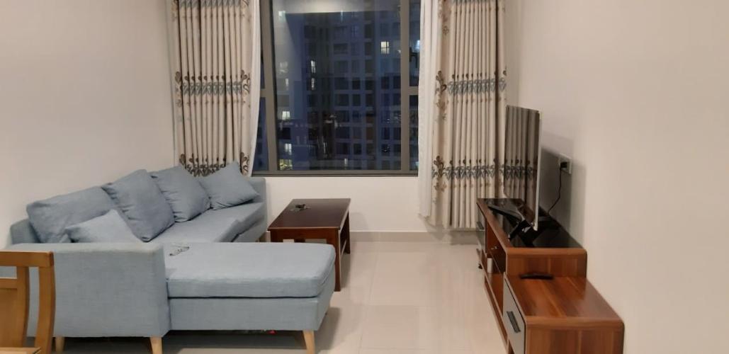 Căn hộ Rivergate Residence tầng 17 thoáng gió, đầy đủ nội thất.